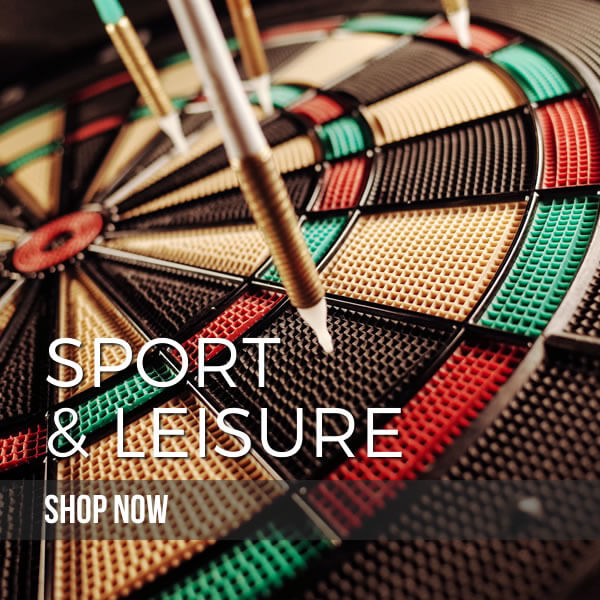 Sport & Leisure - CASA Clearance